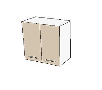 Kuchen Hangeschrank 60 Cm Fur Das Modell Dave 240 Eiche Sonoma