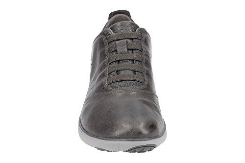 Nebula B C9004 U Anthracite Sneaker Slip Geox on Herren Grau ZwxEP