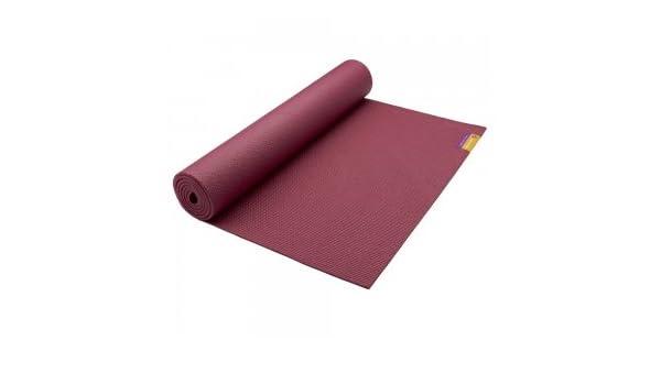 Hugger Mugger Tapas Ultra Yoga Mat Wine Red: Amazon.es ...