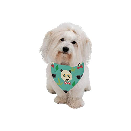 Easter Pet Dog Cat Bandana Wearing Sunglasses Cartoon Cool Anthropomorphic Image Cute Fashion Printing Bibs Triangle Head Scarfs Kerchief Accessories For Large Dog Cat Pet Birthdays Party Gifts