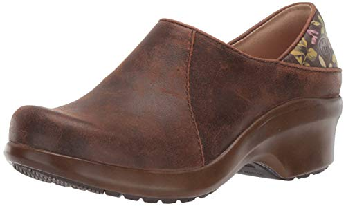 - Ariat Women's Women's Hera Expert Clog, Antique Brown, 7.5 C US
