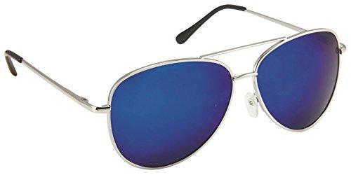 Kingdom Sunglasses by Von Boch with Blue Mirrored - Sunglasses Patrol Highway