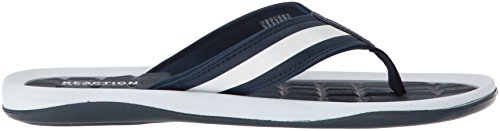 Kenneth Cole Reaction Hombres Four Sandal Navy