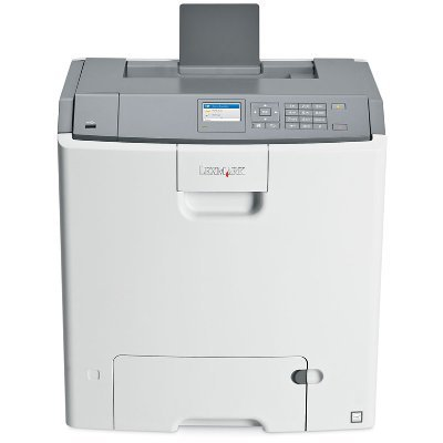 Lexmark C746n 41G0000 35ppm Color Laser Printer (800 MHz, 512 MB, 8.5 x 14-Inch, 2400 x 600 dpi, Max Duty Cycle 85000 Pages, Ethernet, USB, 550 Sheet Input Tray, 100 Sheet Multi Tray)