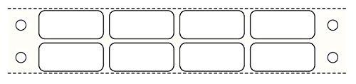 MedValue General Purpose Specimen Label, White 1