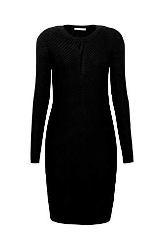 Black Esprit Womens nero Dress 001 Edc By Uw7qzSxFwa