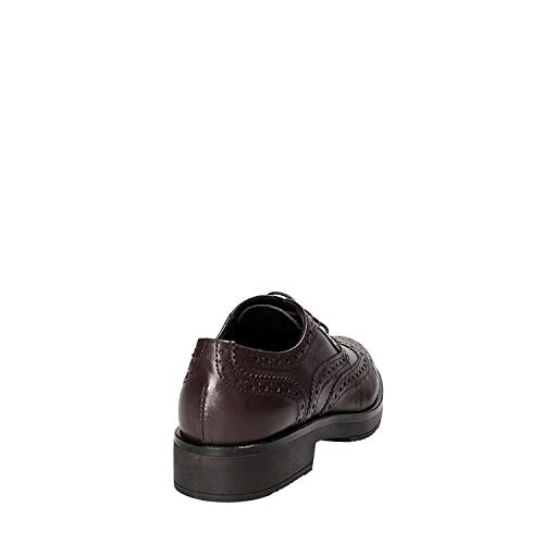 Marròn Casual 4704s Mujeres Zapatos Mally 36 TwzqEEvI