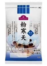 Japanese Agar Powder 4g x 4 Rich Dietary Fiber Easy to Dissolve