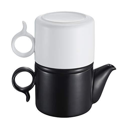8oz teapot - 6