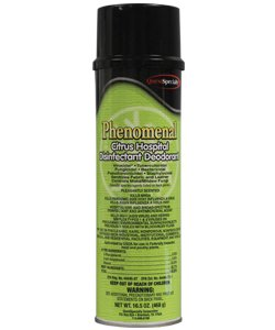 Discovery Products Phenomenal Disinfectant Deodorant, 6 Ounce - 12 per case.