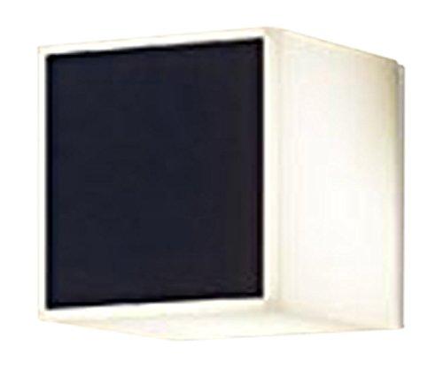 パナソニック(Panasonic) モジュールライト(遮光タイプ)145mmキューブタイプ(オフブラック) LGW85281B B00UL303EO 10619  オフブラック 14.5cm×14.5cm×14.5cm