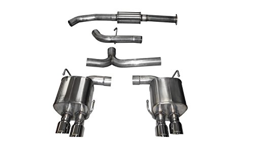 (CORSA 14857 Cat-Back Exhaust System)