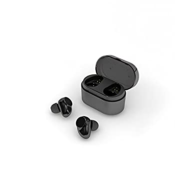 HHLUW Auriculares Inalámbricos Bluetooth Deportes Náuticos Deportes Auriculares Bluetooth Auriculares Bluetooth,Negro Técnica: Amazon.es: Electrónica