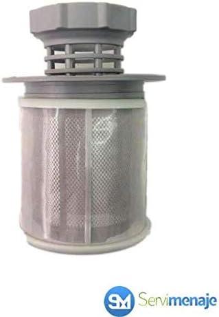 Original Bosch Lavavajillas Malla Micro Filtro – Compatible con ...