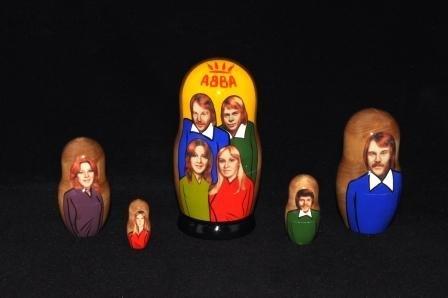 ABBA, Matryoshka, Nesting Doll