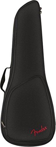 Fender FU610 Concert Ukulele Gig Bag, Black (991441406)