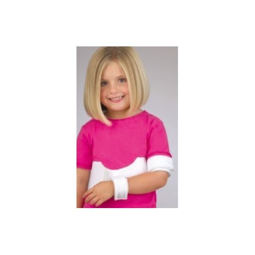 FLA Orthopedics Infant & Pediatric Elastic Shoulder Immobilizer Pediatric