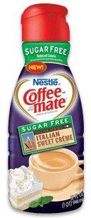 Nestle Coffee mate Italian Liquid Creamer