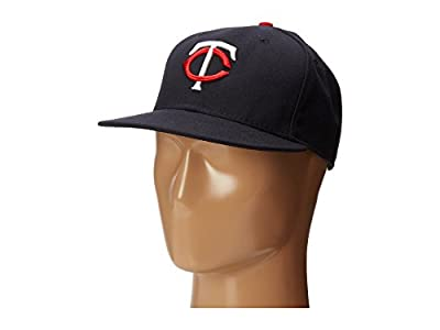 New Era Men's Authentic Collection 59Fifty - Minnesota Twins Home/Road Hat 6 3/8