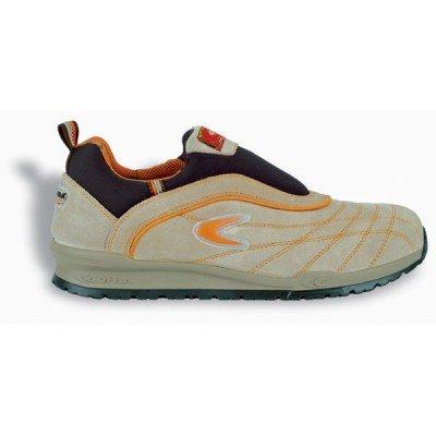 Cofra Zamora S1P SRC–zapatos de seguridad talla 40Beige