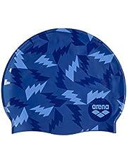 ARENA Print 2 Swim Caps, unisex volwassenen