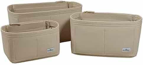a43a2d0ce Bag Organizer, Handbag Shaper, Tote Bag Felt Insert, Fit in LV Speedy,