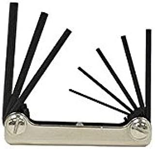 product image for Eklind Tool 20811 Hex Key Set, 8 SAE Sizes - Quantity 6