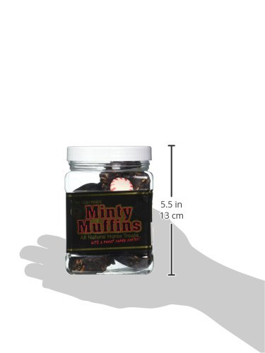 EQUUS-MAGNIFICUSINC-011-10020013-Mint-The-German-Minty-Muffins-All-Natural-Horse-Treat-1-lb