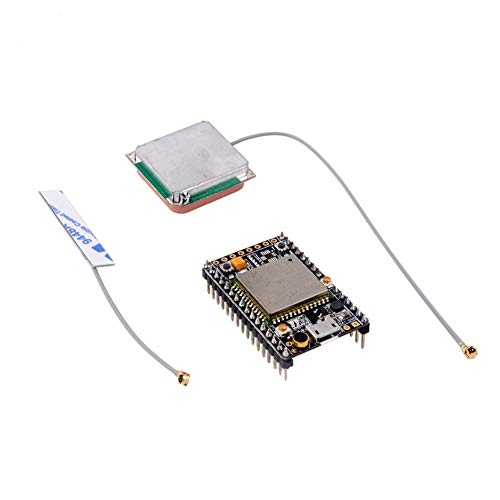 A9G Module GPRS GSM BDS Development Board Quad-Band 800/900/1800 / 1900MHz SMS Voice Wireless Data Transmission IOT with Antenna Geekstory