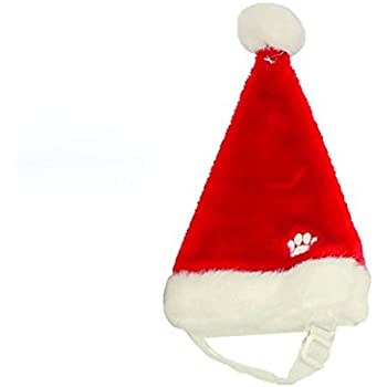 6b57dadcf9a8f Outward Hound Kyjen 30036 Dog Santa Hat Holiday and Christmas Pet  Accessory