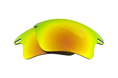 Best SEEK Replacement Lenses Oakley FAST JACKET - Polarized 24K Gold - Jacket Fast Oakley Polarized Lenses