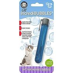 Bulk Buy: Pet Qwerks (3-Pack) Kitty IncrediBubbles BUB2