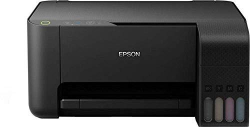 Epson EcoTank L3110 All in One Ink Tank Printer  Black