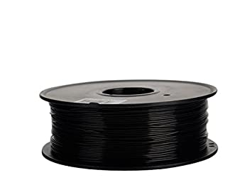 Filamento 3d negro Pla 1.75 mm inalámbrico 3d Printer ...