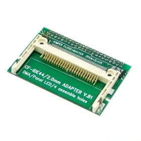 CY CF tarjeta merory compact flash a vertical 2,5 44 pin IDE ...