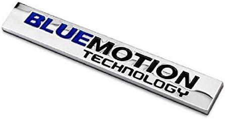 Logo de lembl/ème de lettrage blu/émotion lettrage auto-adh/ésif embl/ème du corps de linsigne de coffre arri/ère