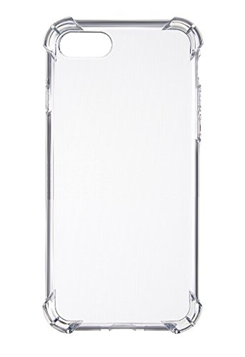 a1cf48c3d9 AXYO iPhone8 ケース iPhone7 クリア カバー TPU ソフト 衝撃吸収 背面カバー 超軽量 極薄