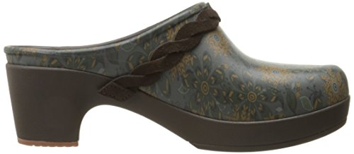 Crocs - Sarah Graphic Clog Mule Femmes -, EUR: 35, Brown