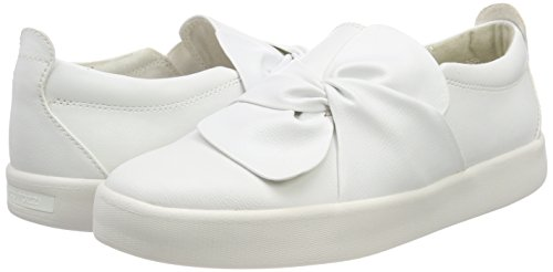24741 Para Mocasines Tozzi Blanco Mujer white Marco 7AqBwx5