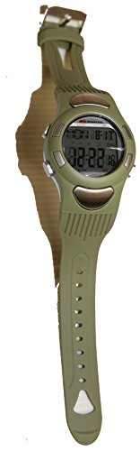 Monitor Heart Watch Pro Rate (Bowflex EZ Pro Heart Rate Monitor Watch, Khaki)
