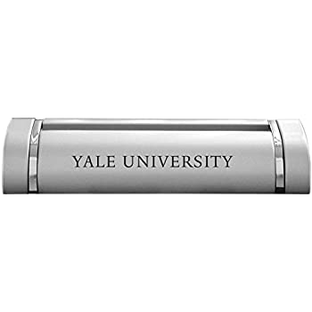 Amazon Yale University Desk Business Card Holder Silver Home
