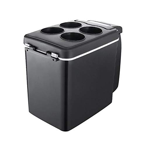 ELEC TECH Coolers for Auto Car Refrigerator 6 Liters Car Dual-use Hot and Cold Box Car Refrigerator Mini Small Refrigerator Mini Portable Refrigerator