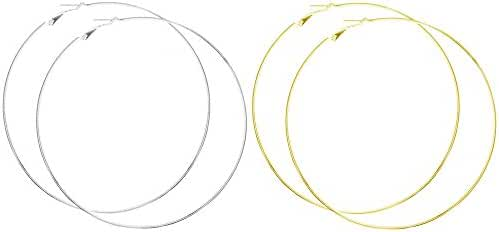 Wire Hoops! Now 100% Nickel Free Made Just for Us!