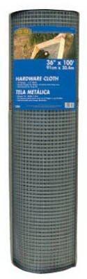 Midwest Air Technologies 308244B 48'' x 100'' 1/2'' Mesh Hardware Cloth