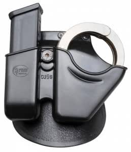 Concealed Carry Fobus Pouches Ruger Handcuff Magazine Combo Paddle Double Mag