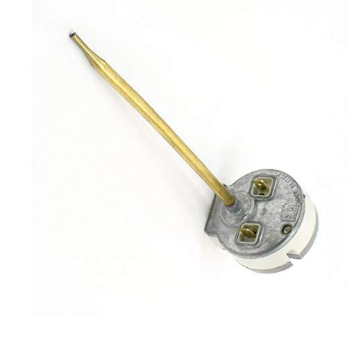 Aexit Water Heater Transducers Adjustable Temperature Control Thermostat Temperature Transducers 40-80C Celsius