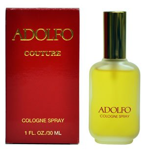 Adolfo Couture 1. Oz Cologne Spray for Ladies Rare by ADOLFO FRAGRANCES