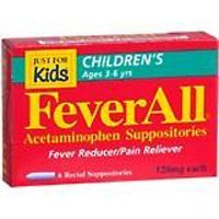 Feverall 120 Mg