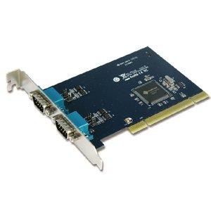 Sunix Industrial 2-port RS-422/485 Universal PCI Board