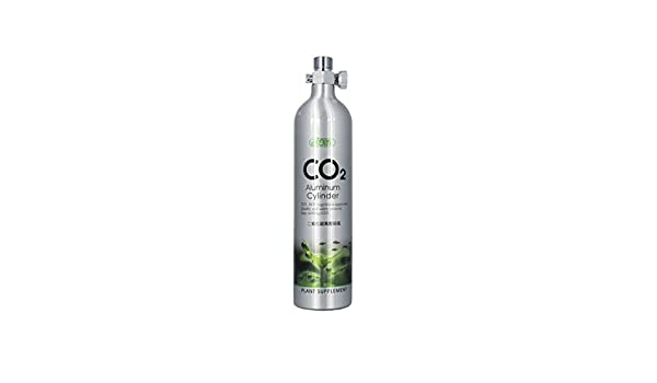 Aluminum CO2 Cylinder .50L